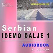 Snezana Stefanovic, Serbian: Idemo dalje 1, Audiobook A1