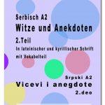 Serbisch A2-Witze und Anekdoten - Snezana Stefanovic, www.serbisch-lernen.com